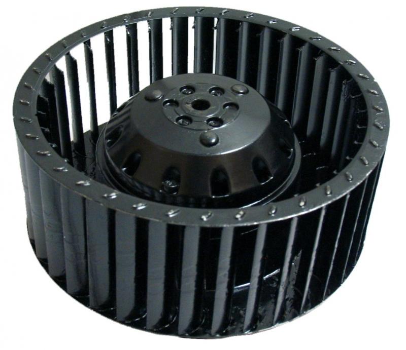 Okuma Axial Fan Motor Repair Rewinds Eurton Electric