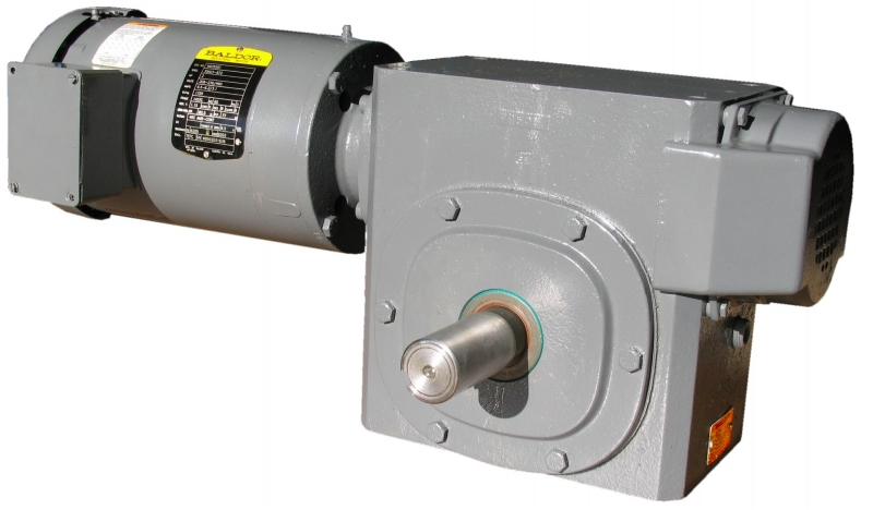 Baldor gearmotor ups conveyor motor repair rewinds for Baldor gear motor catalog