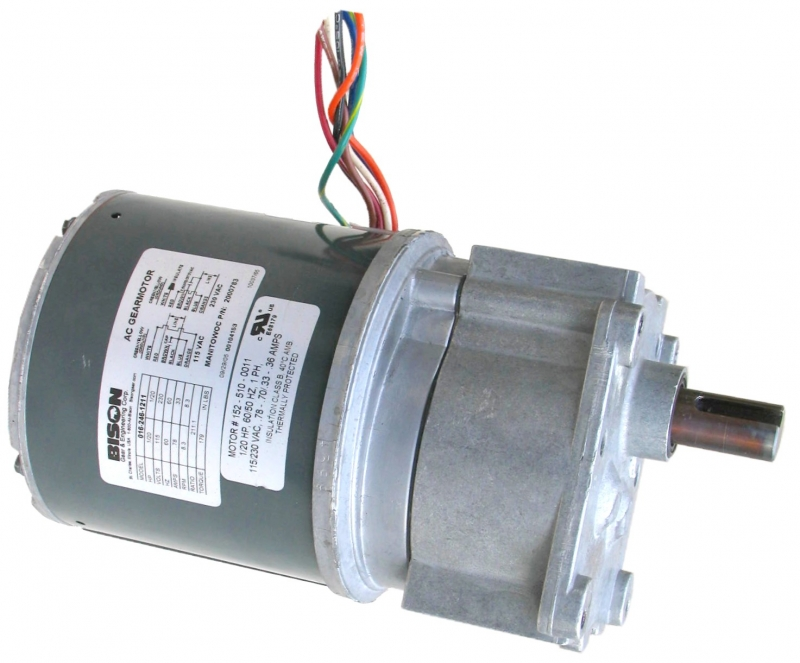 Bison Gear 152 510 0011 Motor Repair Motor Repair