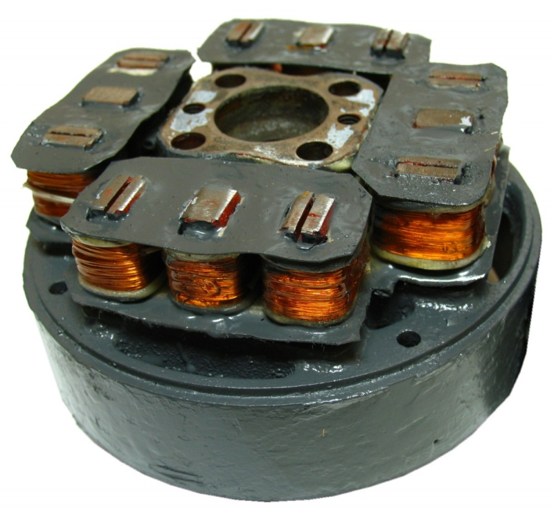 Reliance electric and master reliance brake coil rewind for Electric motor rewind prices