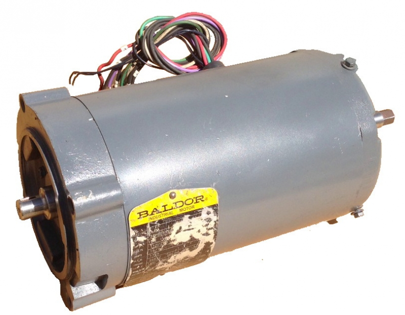 Baldor 34h601x267 1 2 hp motor repair motor repair rewinds eurton electric Baldor motor repair