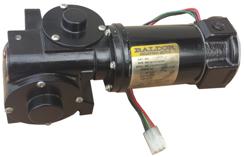 Baldor pizza oven 23a468z055g1 motor repair motor repair rewinds eurton electric Baldor motor repair