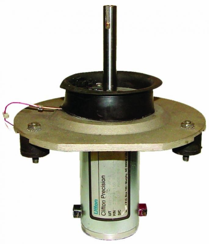 Baxter Dade Dac 1 Motor Repair Rewinds Eurton Electric
