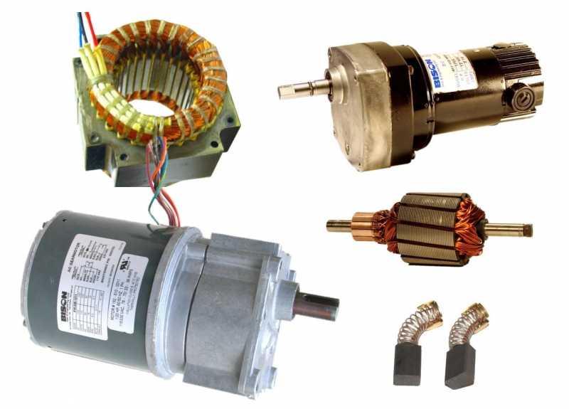 electric motor repair small ac dc gearmotor repair
