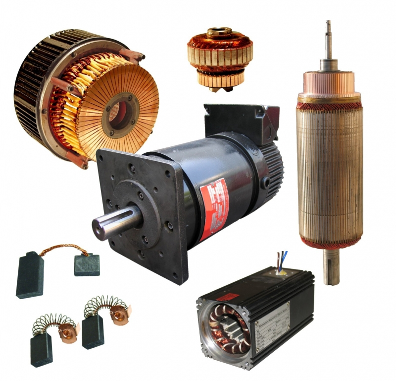 electric motor repair servo motor repair motor repair