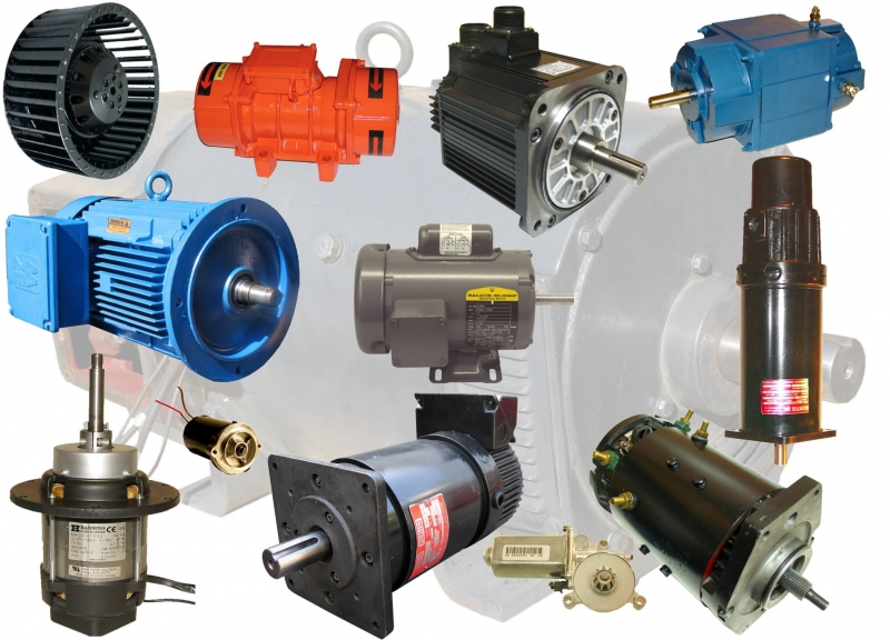 Electric motor repair ac dc motor repair rewinds for Ac and dc motor
