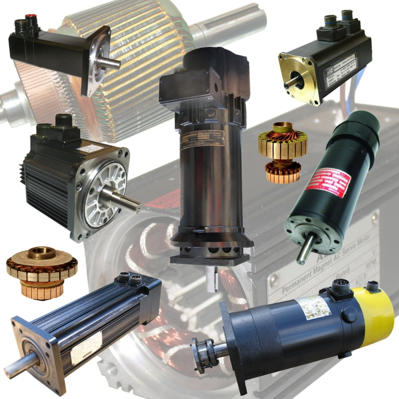 Electric motor repair cnc servo motor repair motor for Biedler s electric motor repair