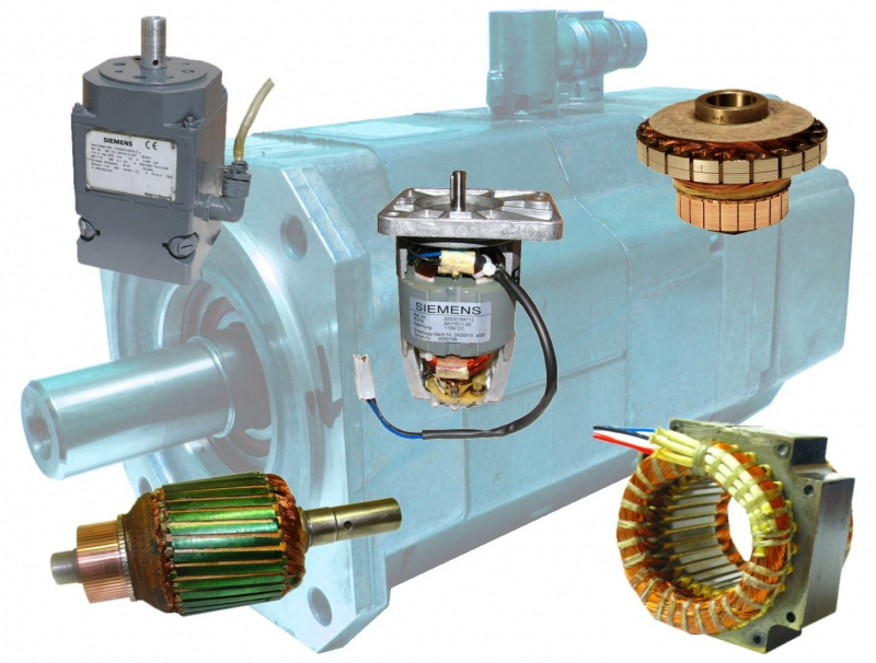 Electric motor repair siemens motor repair rewinds for Biedler s electric motor repair