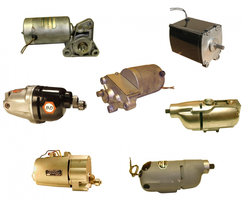 Switchgear charging motor repair motor repair rewinds for Biedler s electric motor repair
