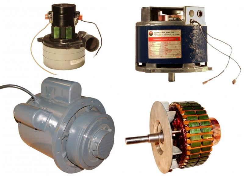 electric motor repair floor equipment motor repair