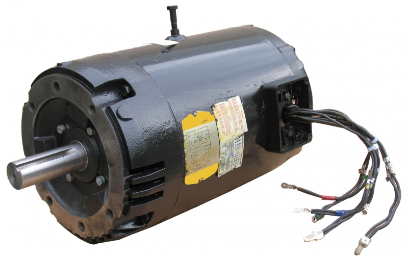Fadal baldor 10 hp spindle motor repair motor repair rewinds eurton electric Baldor motor repair