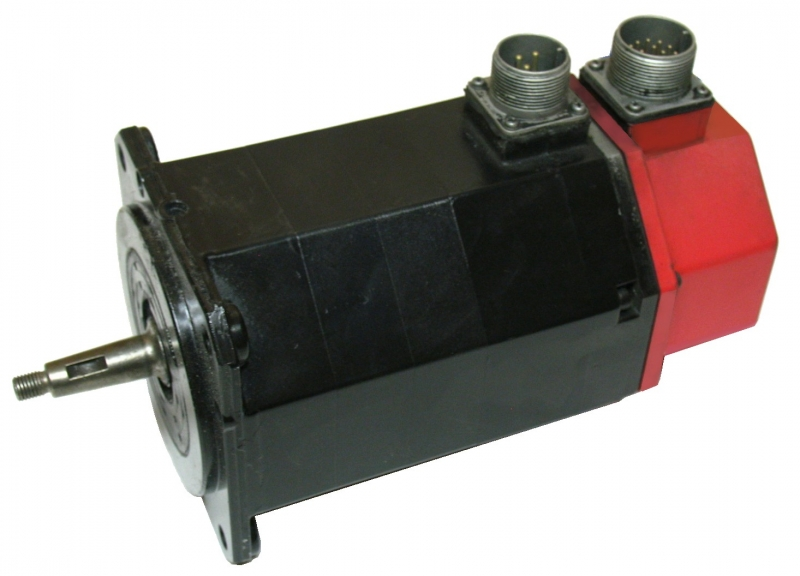 Fanuc Red Cap Servo Motor Repair Motor Repair Rewinds Eurton Electric