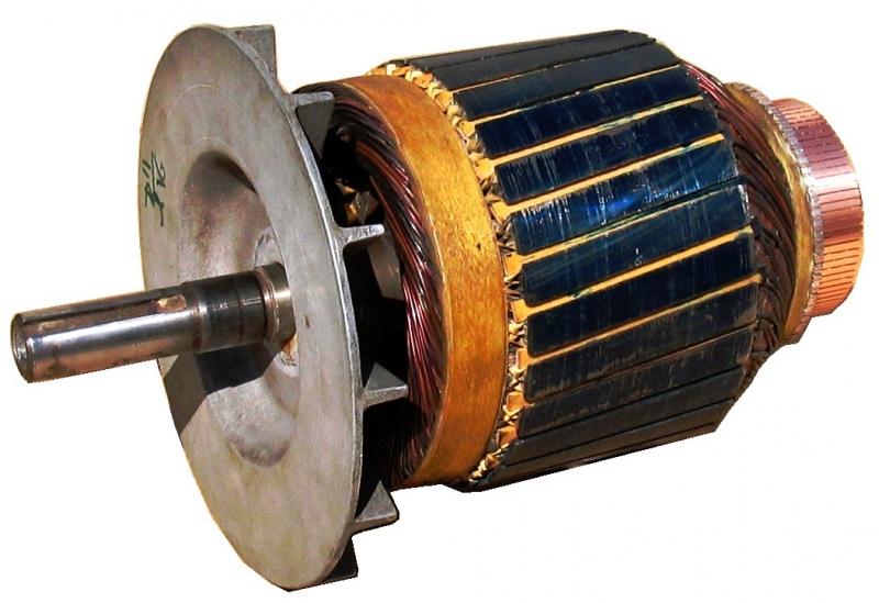 83 Bar American Sander Armature Rewind Eurton Electric