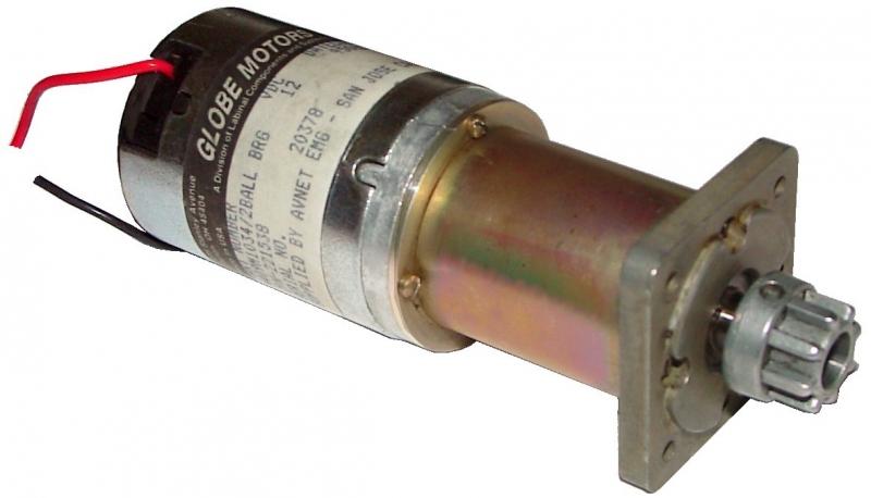 Globe Welding Feed Motor Repair Motor Repair Rewinds