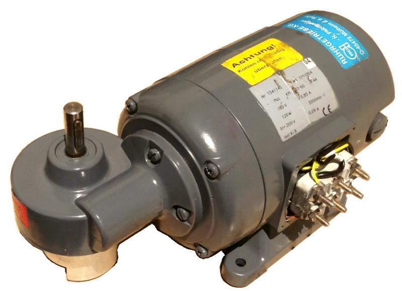 Groschopp 7341145 120 Watt Gear Motor Repair Motor