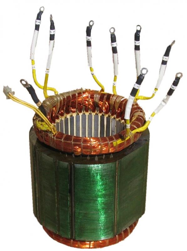 honda ew stator rewind motor repair rewinds eurton electric