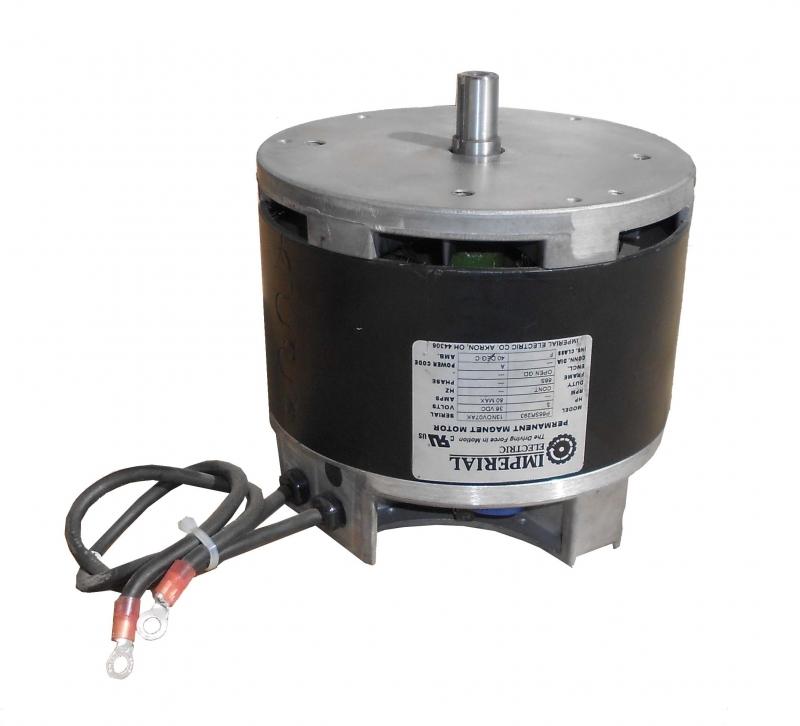 Nilfisk advance 3 hp 36 volt floor machine motor repair motor repair rewinds eurton electric Advance motor