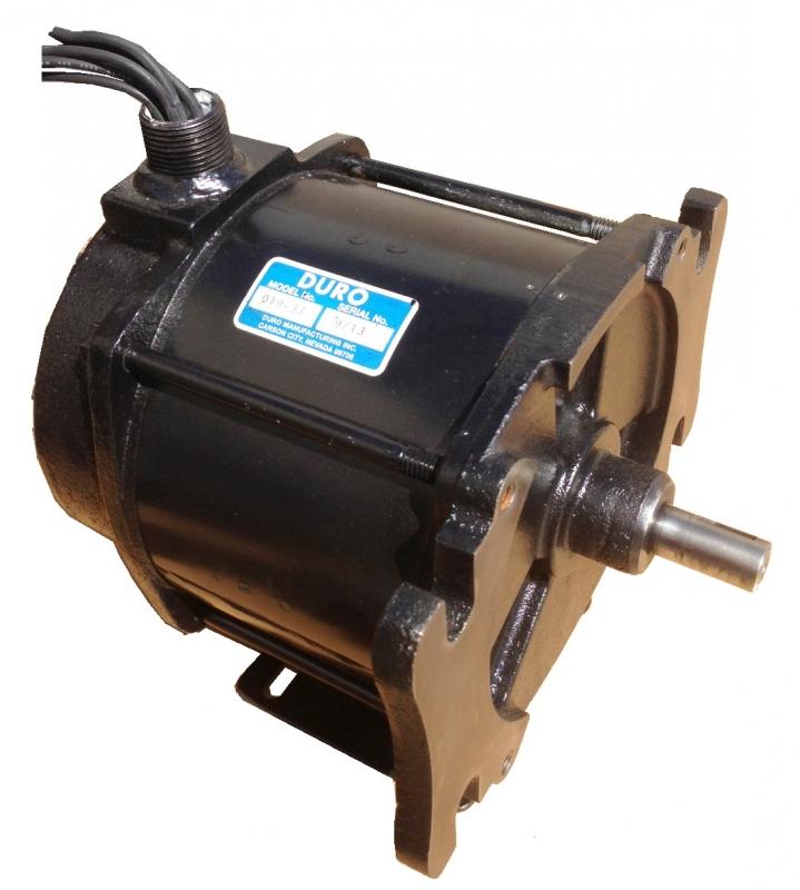 Imperial P56SX205 Hose Reel Motor Repair | Motor Repair & Rewinds