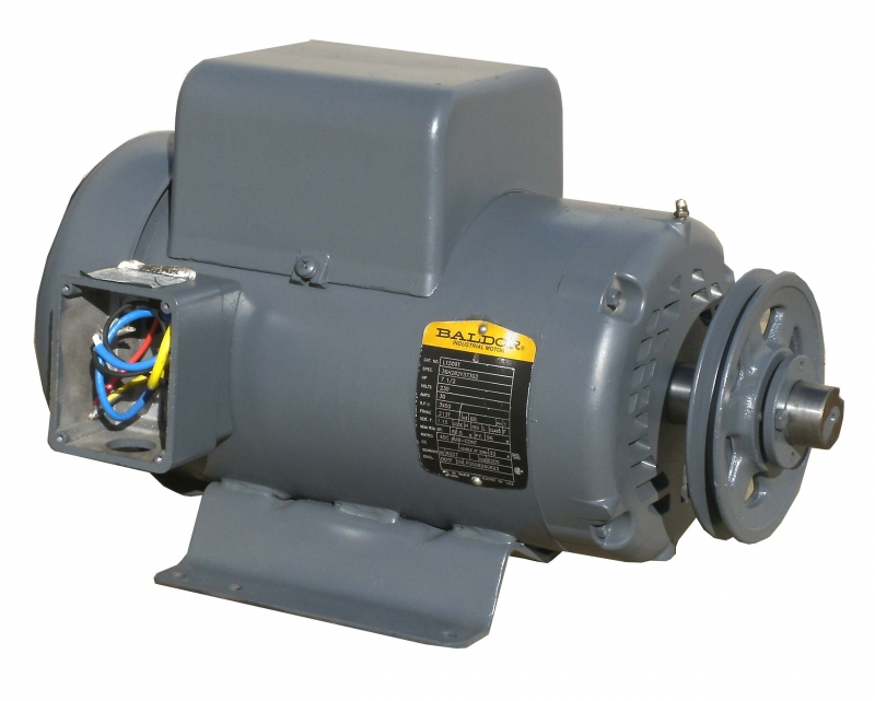 baldor l1509t motor repair rewinds eurton electric