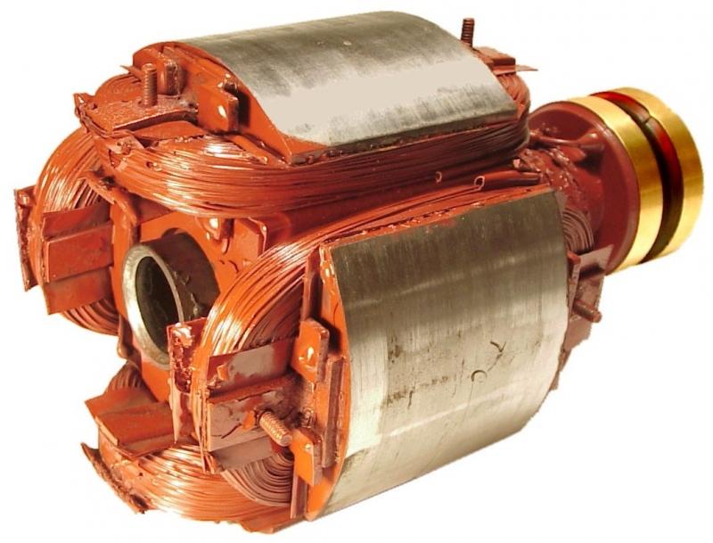 Lincoln Welder Sa200 Sa250 Sa300 Ac Exciter Rotor Rewind