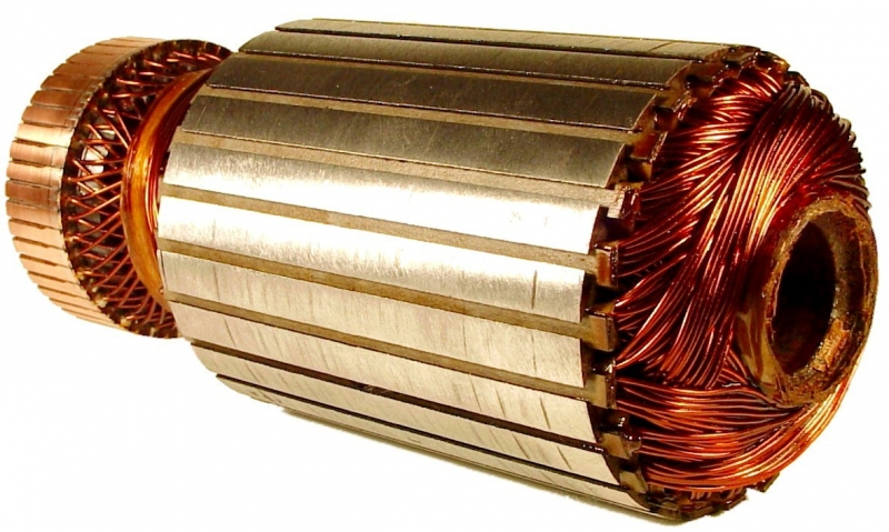 Lincoln Welder SA200, SA250, SA300 DC Exciter Armature