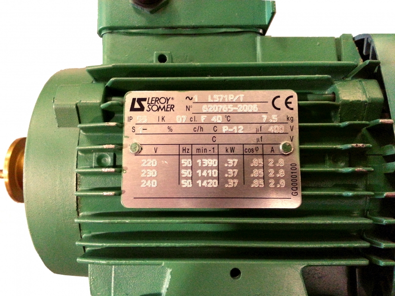 leroy somer ls71p t 37 kw motor repair motor repair