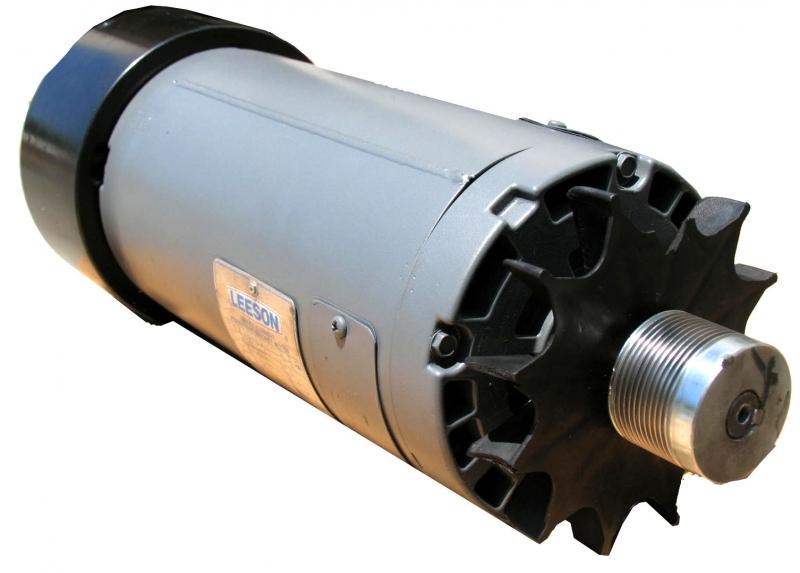 Leeson C4d34dz15c Motor Repair Motor Repair Rewinds Eurton Electric