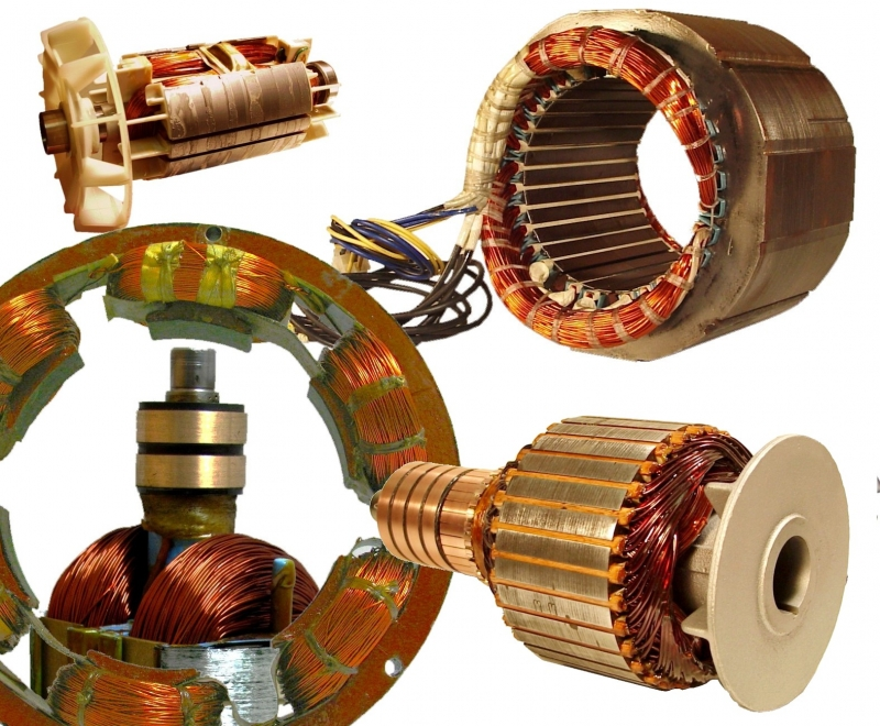 List of Synonyms and Antonyms of the Word: stator rewinding