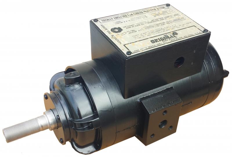 The original saw 123423 00 radial arm saw motor repair for Electric motor for bandsaw