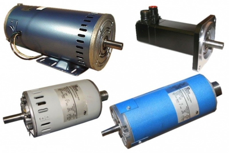 Pacific Scientific 1 Hp Permanent Magnet Dc Motor Repair