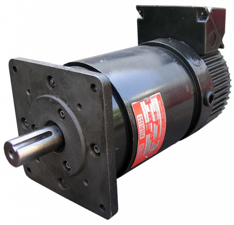 Marquip Box Machine Motor Motor Repair Rewinds