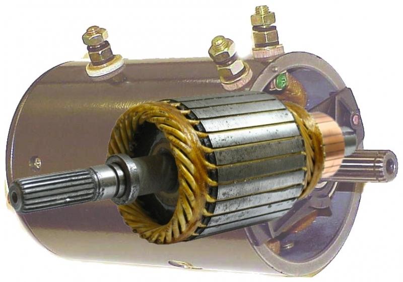 Ramsey Winch Motor Repair and Rewind | Motor Repair ... on