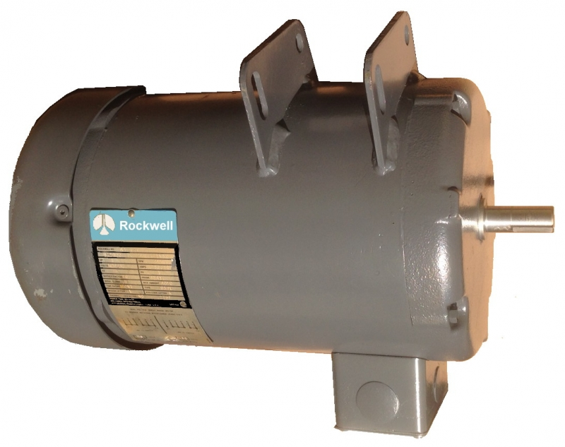Rockwell 83 651 3 Hp Table Saw Motor Repair Motor Repair