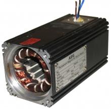 Aeg 75 Kw Servo Stator Rewind Eurton Electric