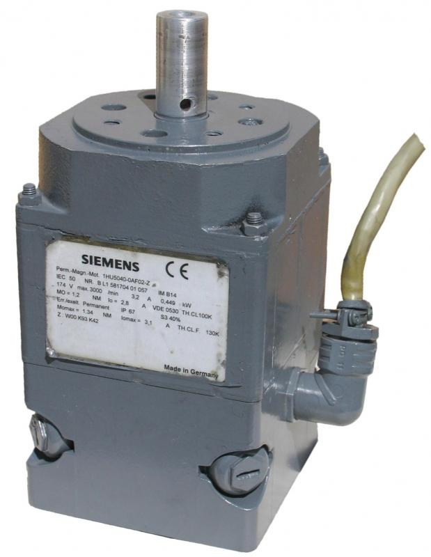 Siemens General Numeric Hardinge 1 Hu5040 Motor Repair