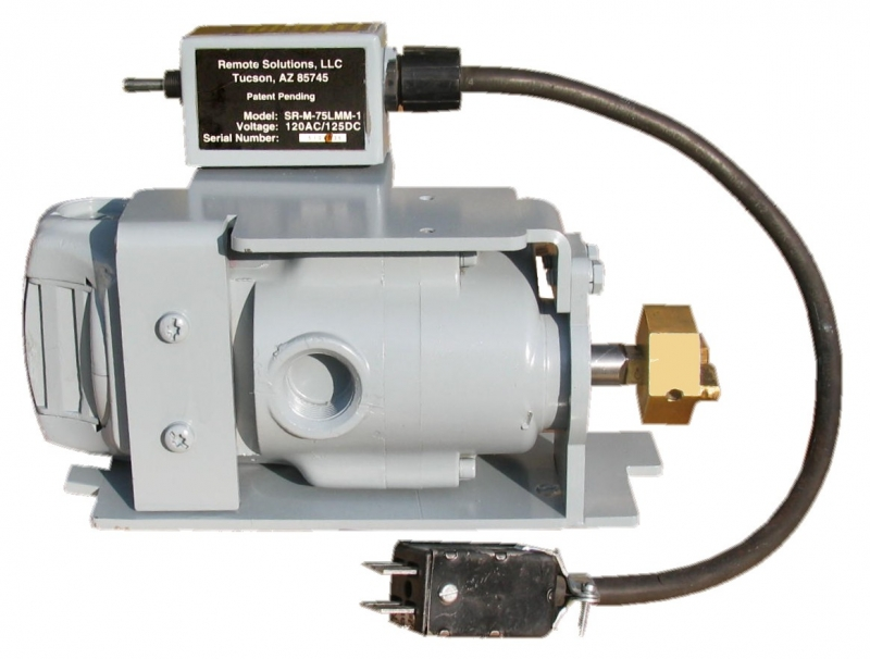 Remote solutions llc charging motor repari motor repair Electric motor solutions