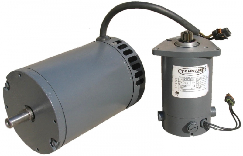 Tennant Floor Equipment Motor Repair Motor Repair