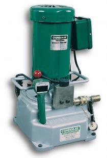 Greenlee electric hydraulic pump motor repair rewinds for Electric motor hydraulic pump