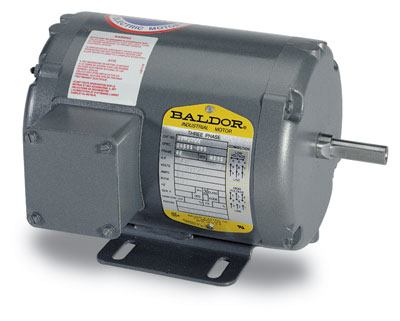 Baldor electric motor aom3454 motor repair rewinds eurton electric Baldor motor repair