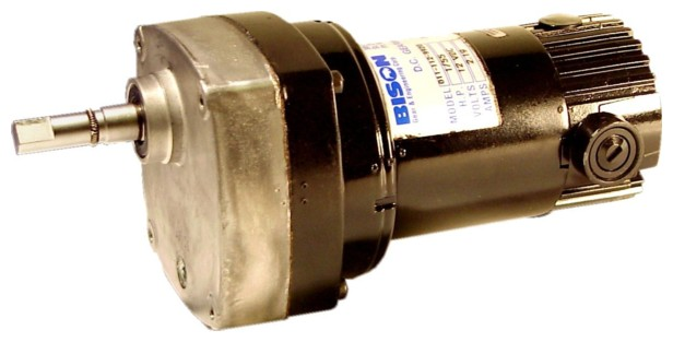 Bison Gear Dialysis Equipment Motor Repair Motor Repair