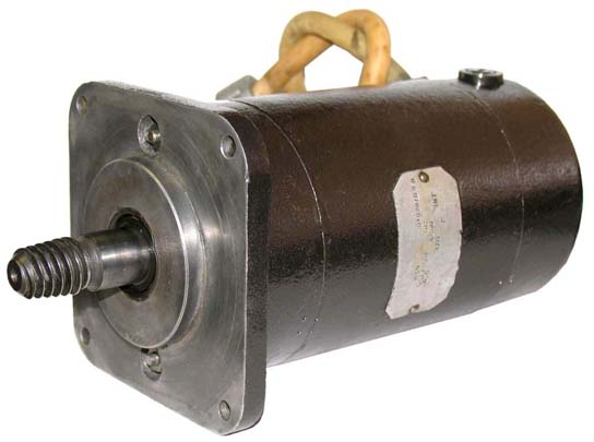 Bridgeport Boehm 4640 Power Feed Motor Repair Motor