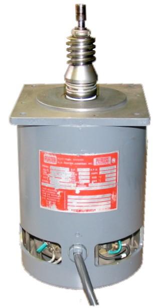 Bridgeport porter peerless hk porter 183 18 0288 0 motor for Electric motor repair supplies