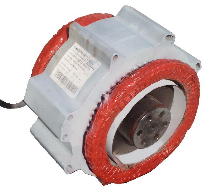Carrier Vector Pm Generator 54 00656 50 Stator Rewind