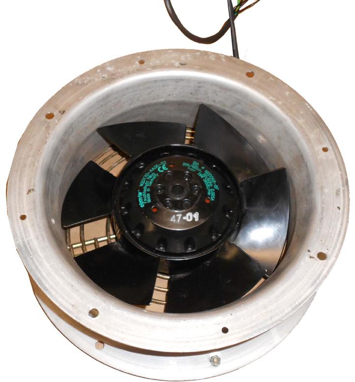 Ebm Fan Motor Repair Rewinds Eurton Electric