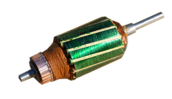 Electric Specialty 26 Bar Armature Rewind Motor Repair