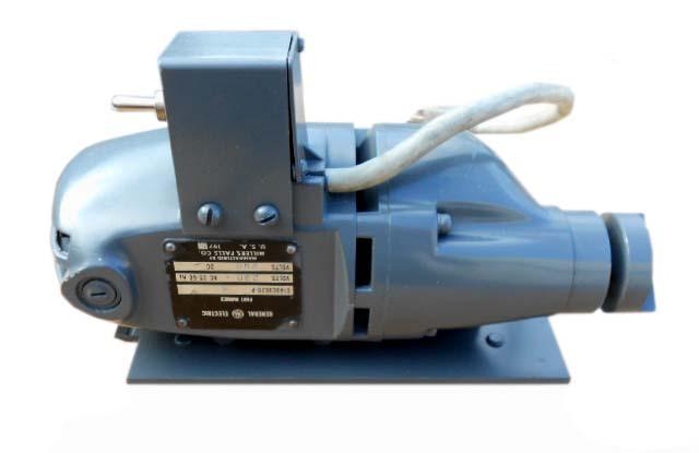 General Electric 243c492 Switch Gear Motor Repair Motor