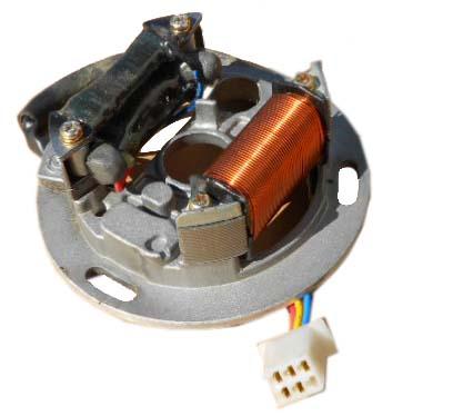 Hyosung Sense Motor Motorcycle Stator Rewind Eurton Electric