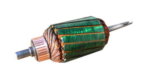 Damon Iec Hns Ii Centrifuge Armature Rewind Motor Repair Rewinds Eurton Electric
