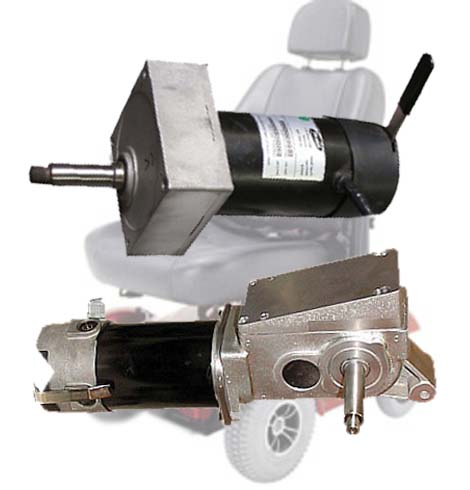 Invacare Leo 1164828 Wheelchair Motor Repair Motor