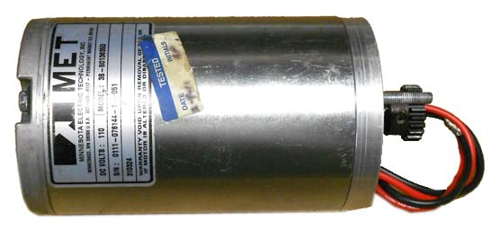 Minnesota Electric Technology 3b B013635d Camera Motor